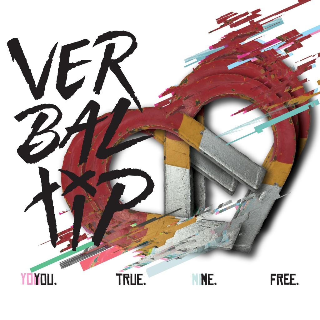VerbalTip_YouTrueMeFree_CoverArt